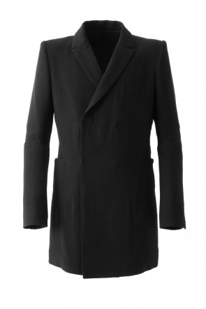 SADDAM TEISSY 17-18AW Double-breasted Half Coat