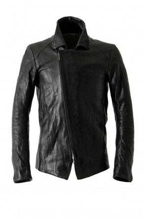 SADDAM TEISSY 17-18AW Horse Leather Double Leather Jacket