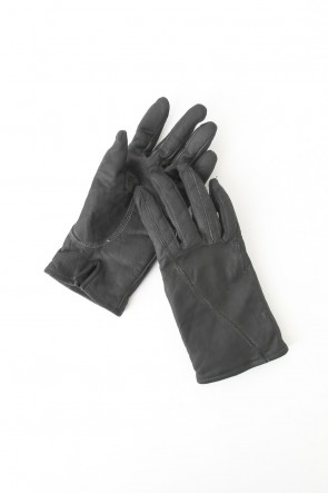 Horse Leather Cold Dye Gloves