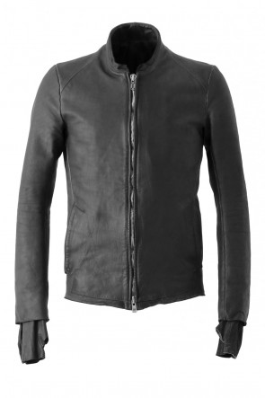 SADDAM TEISSY 17-18AW Horse Leather Cold Dyed Jacket