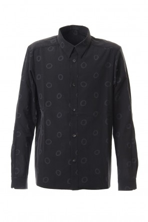 DEVOA 20SS Shirt Cotton circle print