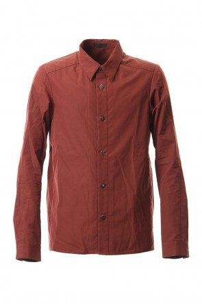 DEVOA 19-20AW Shirt 120/2 egyptian cotton (FINX)