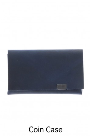 No,No,Yes! BASIC Shosa - No,No,Yes! Coin Case Nubuck Navy