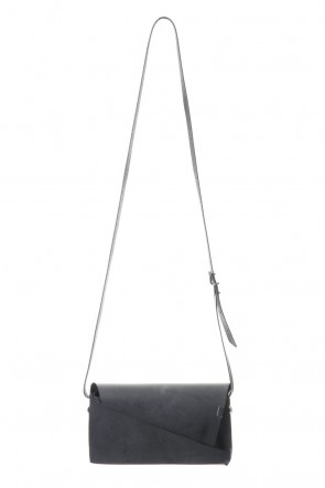 No,No,Yes! 19-20AW No,No,Yes! -shosa- Shoulder pouch (BLACK)