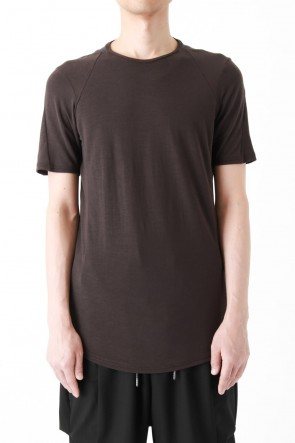 Short Sleeve 160/2 Cotton Jersey