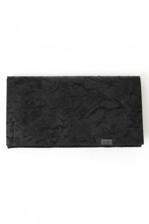 No,No,Yes! LIMITED No,No,Yes! -shosa- LIMITED  Long Wallet (WASHI) BLACK