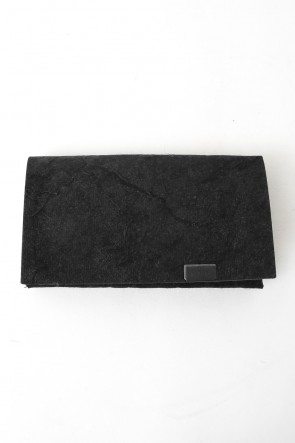 No,No,Yes!  -shosa- LIMITED Card Case (WASHI) BLACK