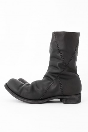 DEVOA 16-17AW Long Side Zip Boots