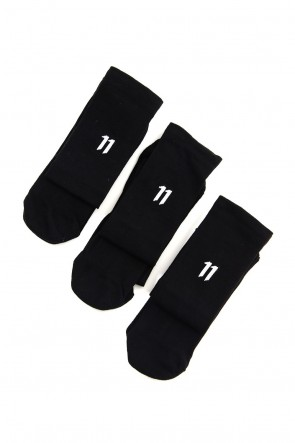 11 BY BORIS BIDJAN SABERI 19SS High Socks (3p)