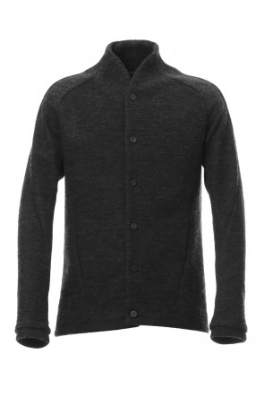 SADDAM TEISSY 19-20AW Norwegian wool Bonding cardigan - ST101-0029A