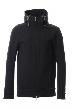 SADDAM TEISSY 20-21AW Heavy cotton jersey Hooded Jacket