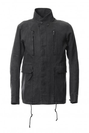 SADDAM TEISSY 18-19AW Dirty Paraffin Field Jacket