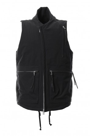 SADDAM TEISSY 18-19AW NC dump thinsulate vest
