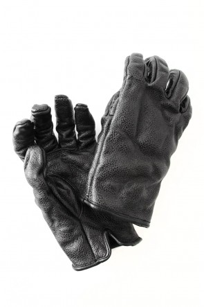 SADDAM TEISSY 17-18AW FASCINATE LIMITED lacquer Leather Gloves