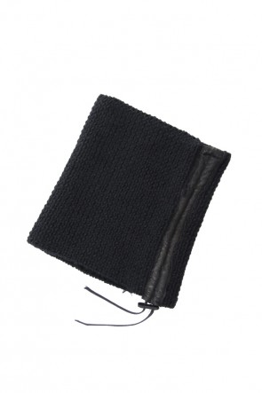 SADDAM TEISSY 18-19AW Wool neck warmer