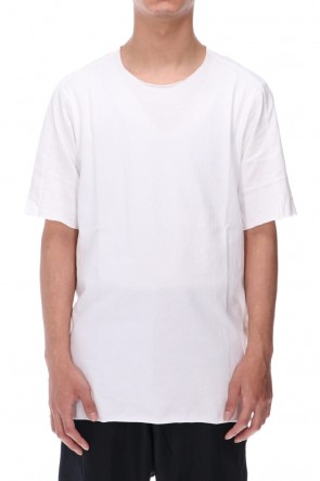 WARE  Light Cotton Soft Jersey T-Shirts White