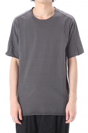 WARE 20SS Medium Jersey T-Shirts Dark Gray