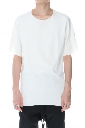 WARE  Memphis Cotton Soft Jersey T-Shirts White