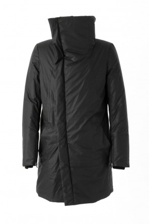 Cotton Thinsulate High Neck Coat