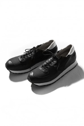 The Viridi-anne 16-17AW  Steer Leather Sneakers