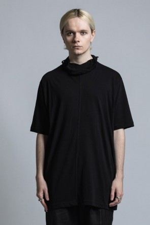 The Viridi-anne 21SS 40/- Jersey Stitch Mask Half Sleeve T-Shirt