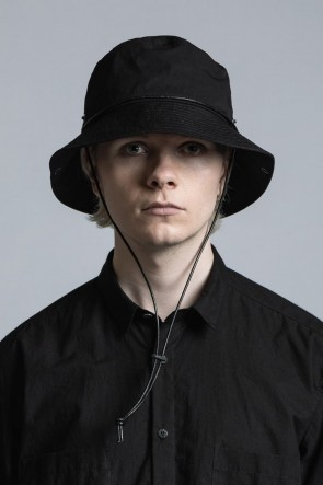 The Viridi-anne 21SS Collaboration with KIJIMA TAKAYUKI Safari hat Black