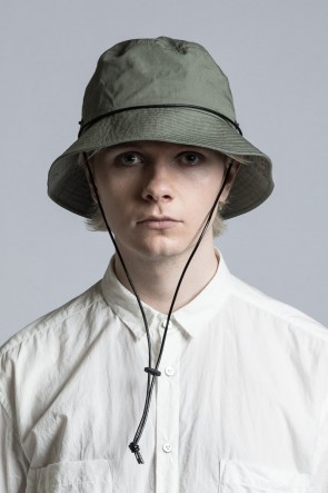 The Viridi-anne 21SS Collaboration with KIJIMA TAKAYUKI Safari hat Sage Green