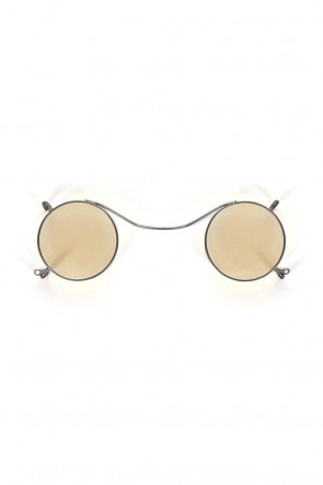 The Viridi-anne 21SS RIGARDS collaboration Shade clip - Silver Yellow