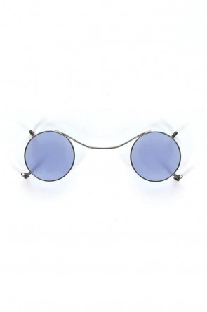 The Viridi-anne 21SS RIGARDS collaboration Shade clip - Silver Blue