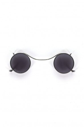 The Viridi-anne 21SS RIGARDS collaboration Shade clip - Silver Black