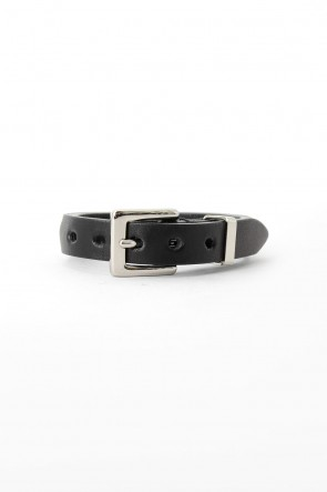 17SS Oil Cow + Chain Bracelet BLACK x GUNMETAL