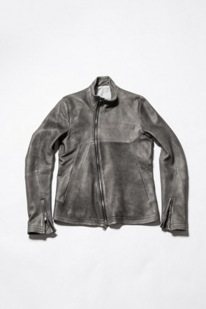 The Viridi-anne 17-18AW Lamb Leather Jacket