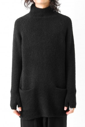 Boucle jersey High Neck T
