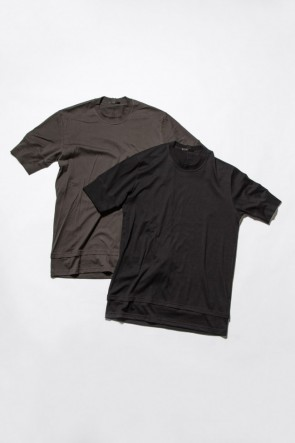 60/2 Supima Cotton Jersey Short Sleeve T