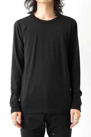 60/2 Supima Cotton Jersey Long Sleeve T - The Viridi-anne