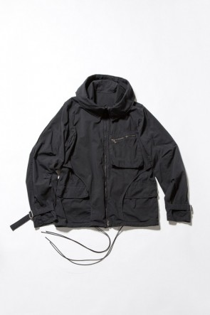 The Viridi-anne 18SS Product Dyed Mountain Parka