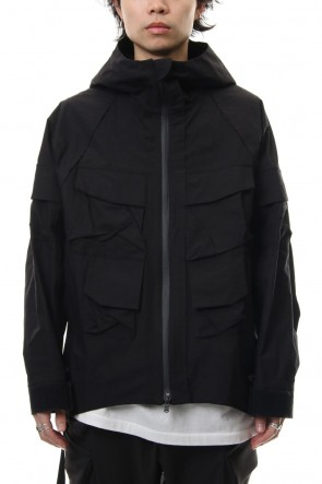 The Viridi-anne 19SS Dolman sleeve mountain parka