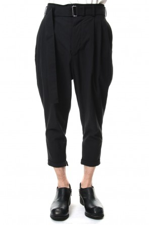 The Viridi-anne19SSTacked pants