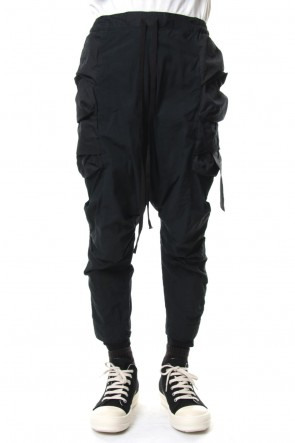 The Viridi-anne19SSProduct dyeing tactical pants