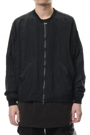 The Viridi-anne 19SS Cupra Bomber Jacket