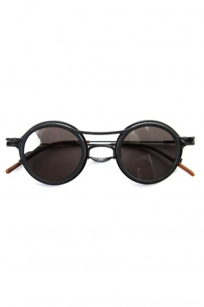 The Viridi-anne 19SS RIGARDS collaboration sunglasses Black / Black