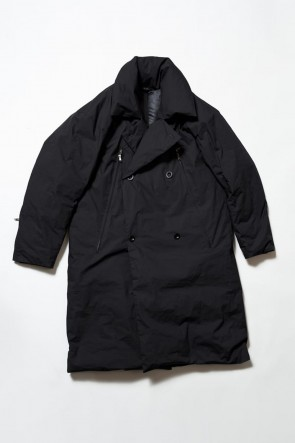 The Viridi-anne19-20AWWater-repellent Cotton Down Coat