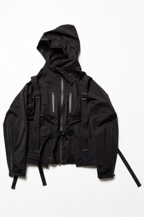 The Viridi-anne 20SS OLMETEX Mountain parka