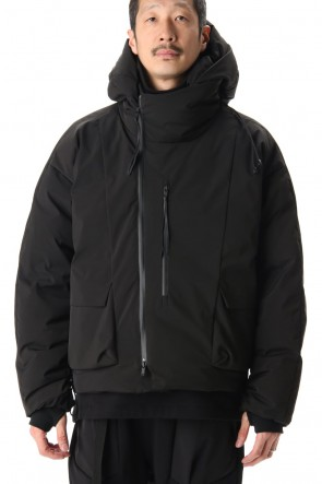The Viridi-anne 20-21AW OLMETEX Down jacket