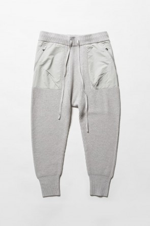 The Viridi-anne 20-21AW Knit pants L.Gray