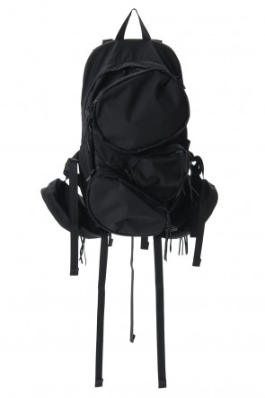 The Viridi-anne 20-21AW Multi-Pocket Backpack