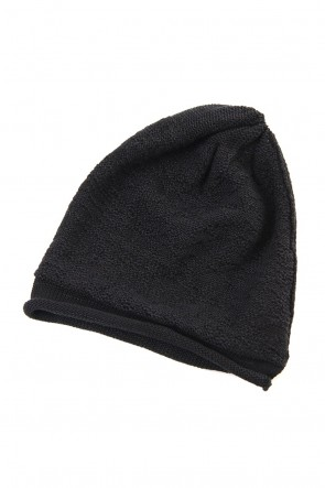 The Viridi-anne 20SS DANIEL ANDRESEN collaboration Beanie - Black