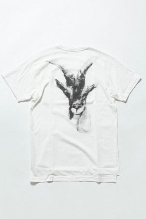 The Viridi-anne 19SS Patricia March Back print T-shirt ver.3