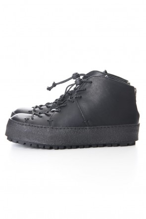 The Viridi-anne 19-20AW RHYTHM FOOT WEAR collaboration Mid cut Sneakers
