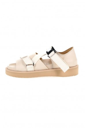 The Viridi-anne 21SS RFW collaboration Sandal - Beige